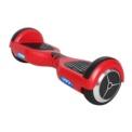 Skate Flash K6 Hooverboard Rojo - Velocidad Máxima 12 km/h - Batería 4000 mAh - Respetuoso con el Medio Ambiente - Peso Máximo de 120 Kg- Potencia del Motor de 500W - Altavoz Bluetooth