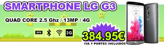 Banner Lg G3