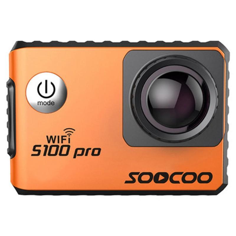 SooCoo S100 Pro - Cámara Deportiva