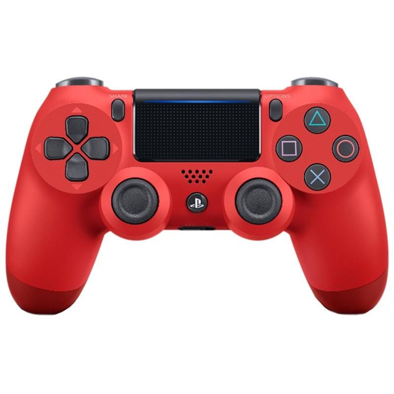Mando Sony PS4 Dualshock Rojo V2