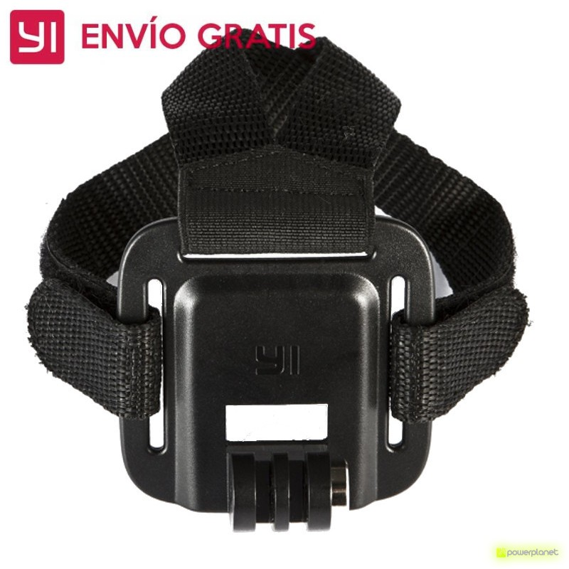 Suporte de capacete Yi Action Camera