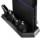 Soporte Pro Playstation (PS4) 3 USB/Estación de Carga Mandos/Ventilador - Ítem1