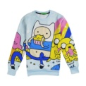 Sudadera Finn the human and Jake the dog - Ítem
