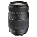 Tamron AF 70-300 mm f / 4-5.6 Di LD Macro 62 mm - Objectiva para Nikon - Item