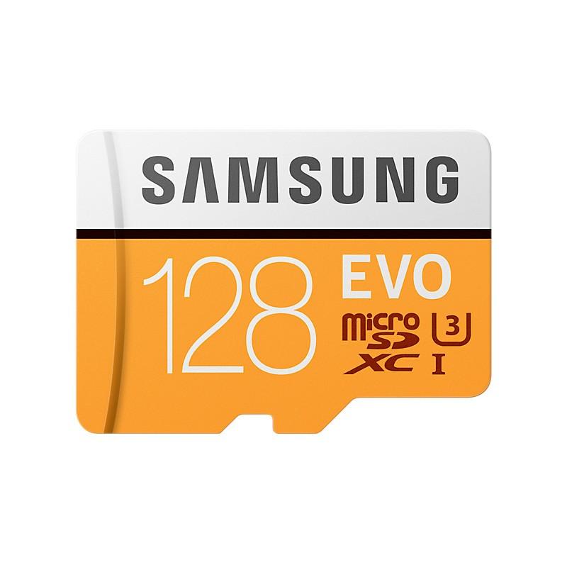 Samsung SDHC Evo 128GB