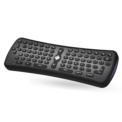 Air Mouse T6 Keyboard - Android TV Remote Control - American keyboard (not included ñ), motion navigation (mouse by air movement), gyroscope, android tv control