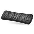 Teclado Air Mouse T6 - Control Remoto Android TV - Teclado americano (no incluye ñ), navegación por movimiento (mouse por movimiento aéreo), giroscopio, mando android tv