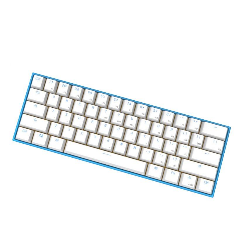 Teclado Mecánico Bluetooth Obins ANNE Pro Azul
