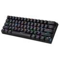 Mechanical keyboard Motospeed CK62 Bluetooth USB RGB