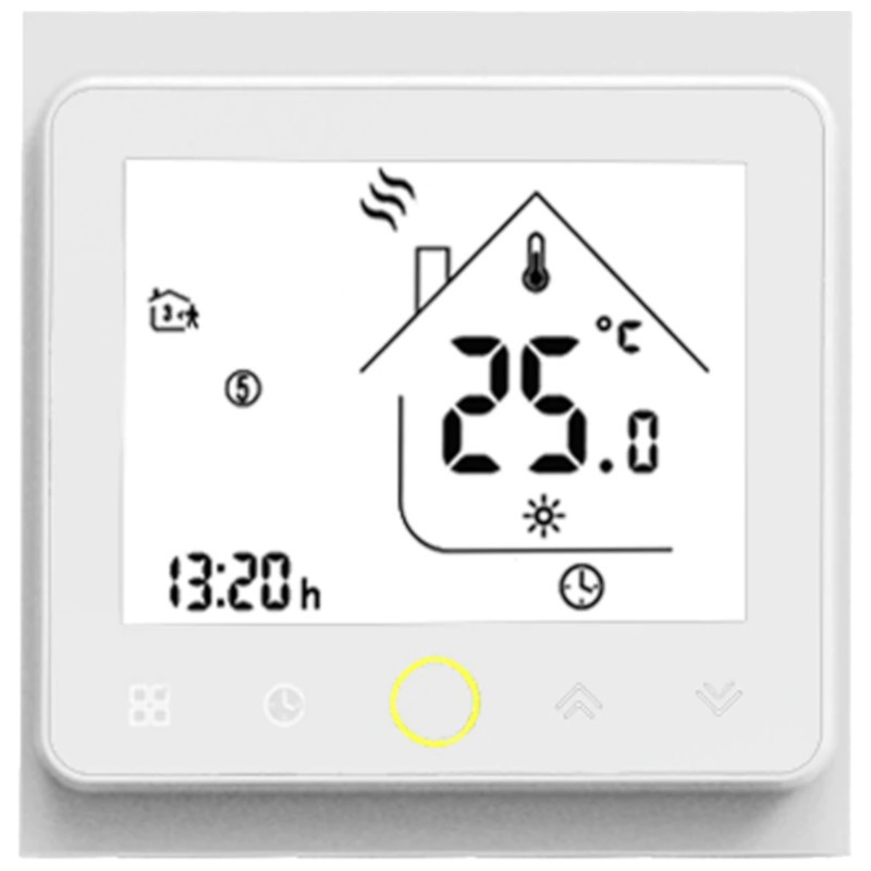 Termostato Inteligente MoesHouse WiFi 3A