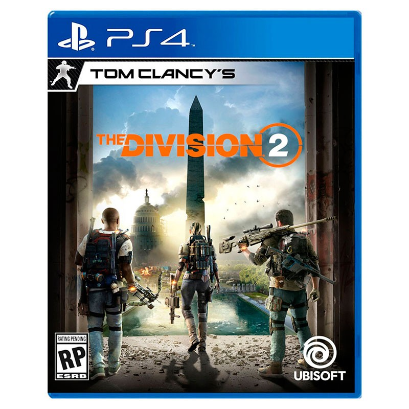 The Division 2 Playstation 4