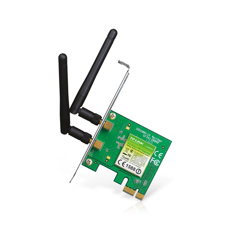 TP-Link TL-WN881ND Adapter PCI Express Wireless N 300Mbps
