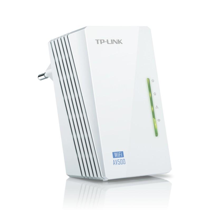 comprar tp link tl wpa4220 extensor powerline wifi av500 a 300 mbps. Black Bedroom Furniture Sets. Home Design Ideas