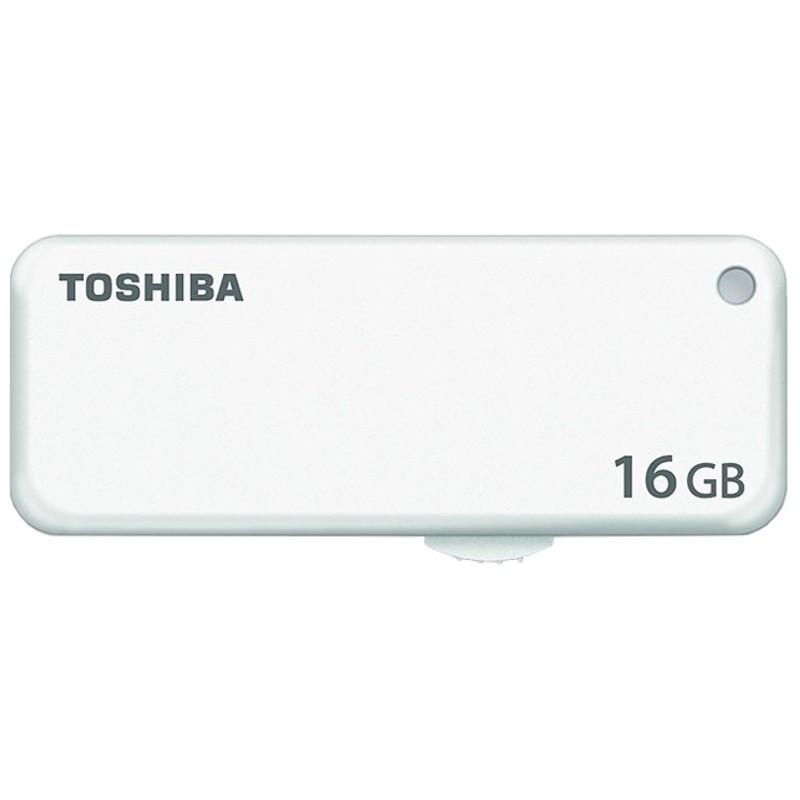 Toshiba TransMemory U203 16GB USB 2.0 Blanco