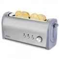 Cecotec Steel & Taste Inox 1L Toaster