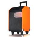 Sistema portátil de sonido trolley speaker con función BT PA-801
