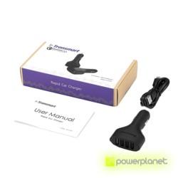 Tronsmart TS-CC4PC Carregador de Carro USB Quick Charge 2.0 de 4 Portos - Item4