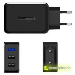 Tronsmart W3PTA USB Quick Charge 3.0 de 3 Puertos - Ítem1