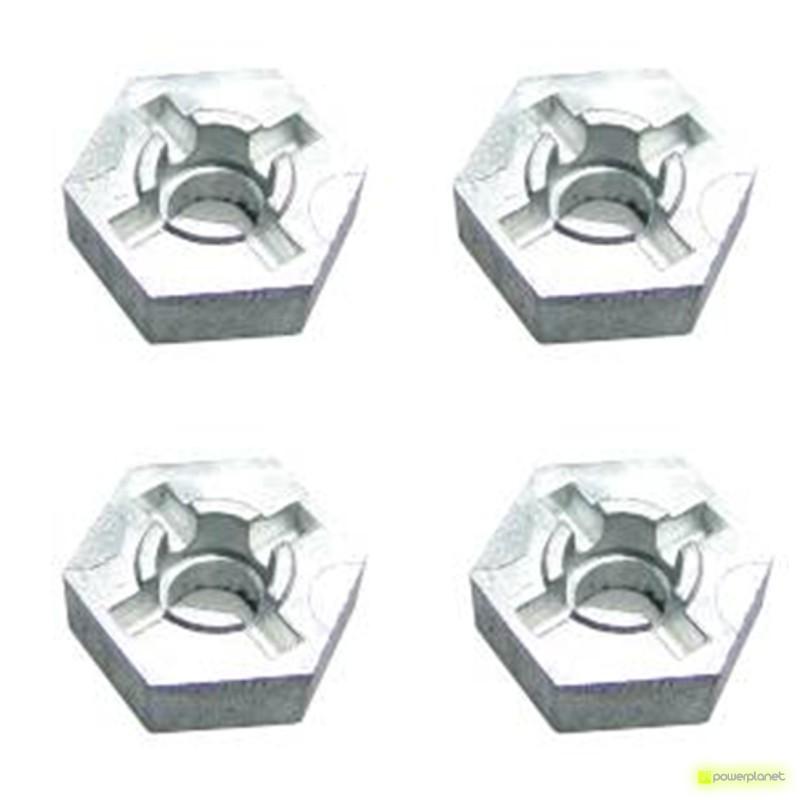 Porca hexagonal a roda Feiyue FY