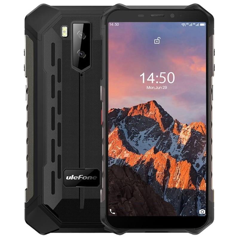 Ulefone Armor X5 Pro Nfc Rugged Smartphone