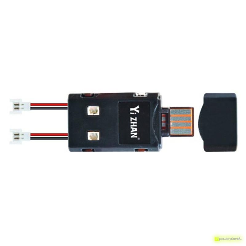 Carregador USB Yizhan X4