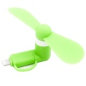 Ventilador para Smartphone USB Tipo C / Lightning