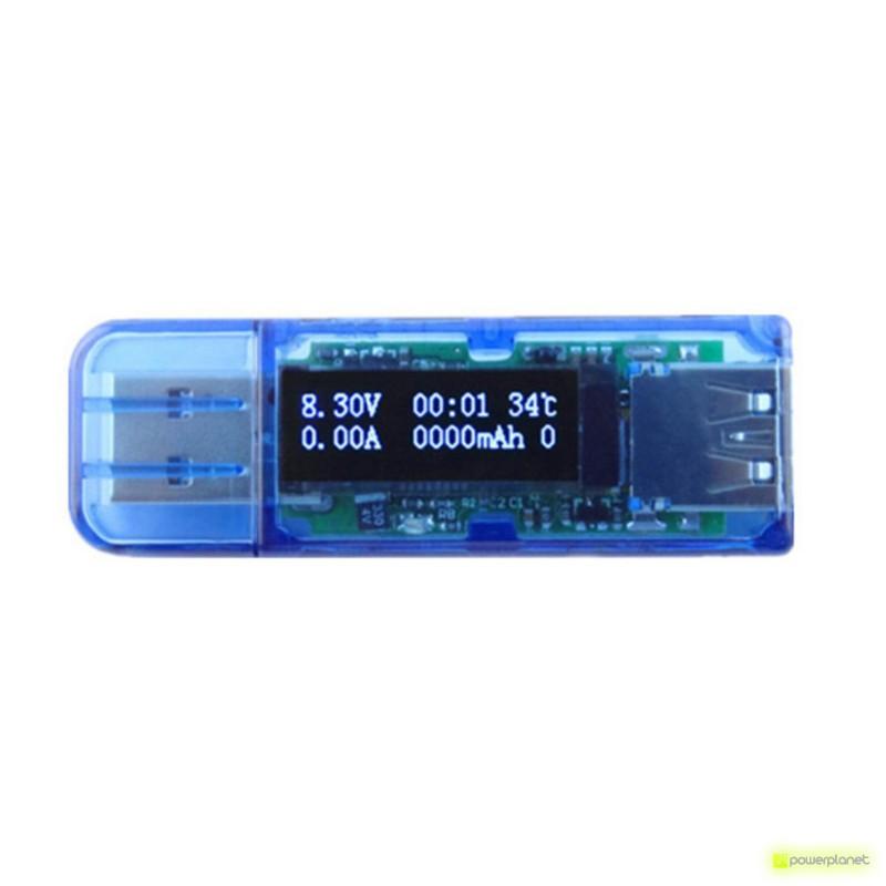 Voltímetro USB