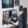 Webcam Logitech Brio 4k UltraHD - Haga streaming de vídeo nitidísimo con resolución, frecuencia de cuadro, color y detalles extraordinarios. - Ítem6