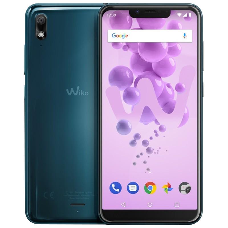 Wiko View 2 Go 3GB/32GB DS Azul Deep Bleen