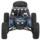 WLtoys 10428-2 1/10 4WD Crawler - Coche RC Eléctrico - Color azul (fondo negro con muchas salpicaduras de pintura) - Hasta 100 metros de alcance - 40 KM/h de velocidad- 4WD (4x4)- 1200 mAh Batería LI-PO - Waterproof (No Sumergible) -Crawler RC Car - Ítem2
