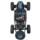 WLtoys 10428-2 1/10 4WD Crawler - Coche RC Eléctrico - Color azul (fondo negro con muchas salpicaduras de pintura) - Hasta 100 metros de alcance - 40 KM/h de velocidad- 4WD (4x4)- 1200 mAh Batería LI-PO - Waterproof (No Sumergible) -Crawler RC Car - Ítem4