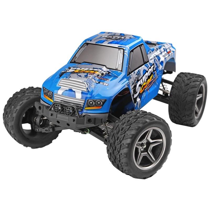 WLtoys 12402 1/12 4WD Monster Truck - Carro RC Telecomandado
