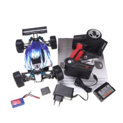 WlToys A959 RC Car 1/18 4X4 - Item8