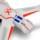 Wltoys Q696 2.4GHz Gyro RTF - Drone - Ítem7