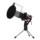 Microfone Condensador Woxter Mic Studio Preto - Item1