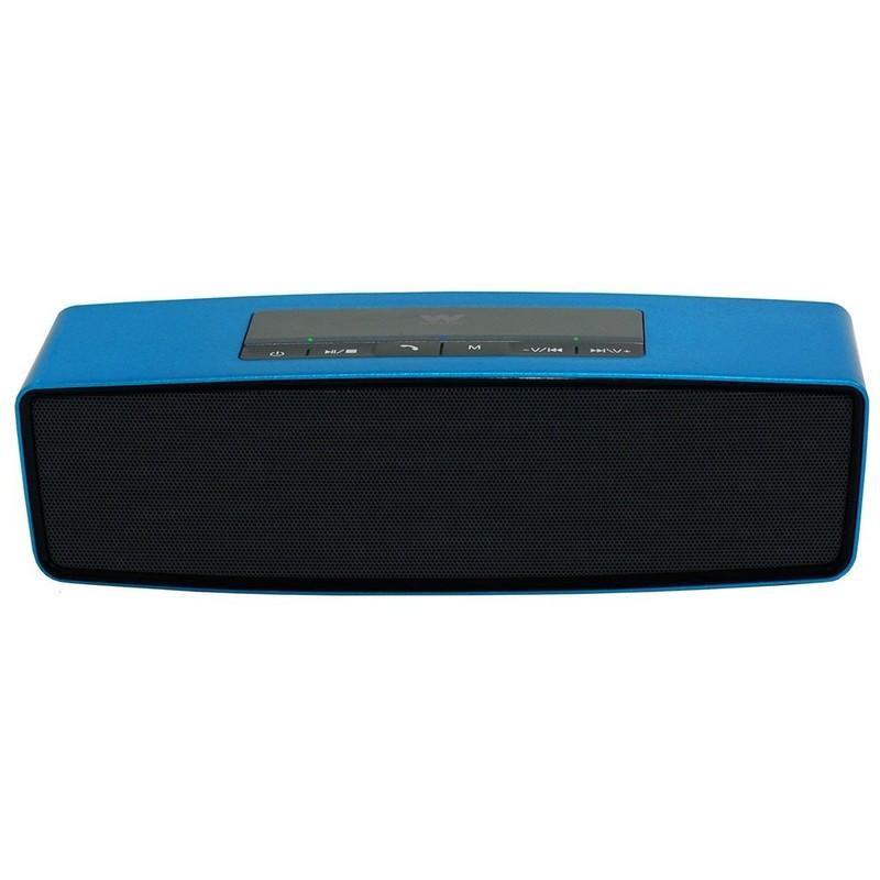 Altavoz Bluetooth Woxter Big Bass BT-10 Blue
