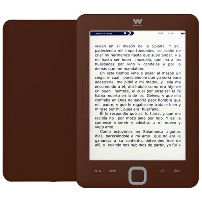 Woxter Scriba 195 E-Reader 6 Chocolate