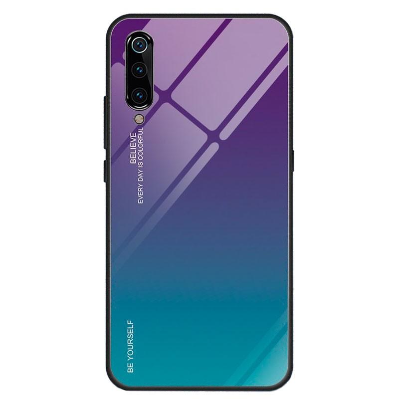 Funda Premium Protection Iridiscent Blue para Xiaomi Mi 9