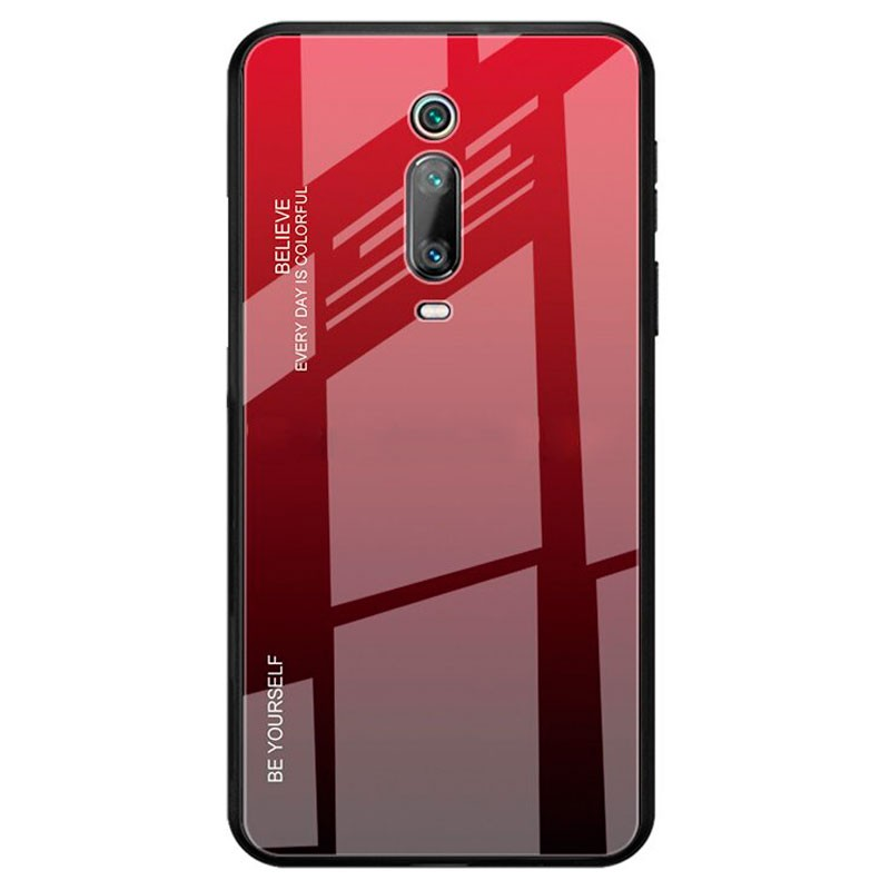 Xiaomi Mi 9t Mi 9t Pro Premium Protection Red Sunset Funda
