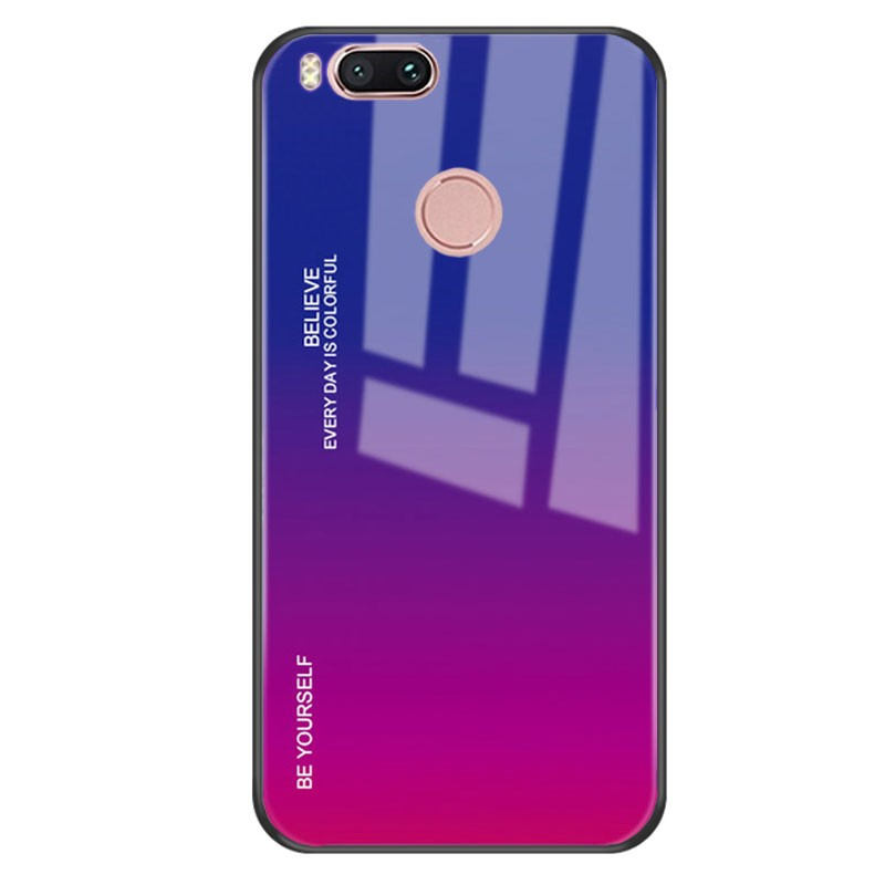 Xiaomi Mi A1 Premium Protection Twilight Aurora Cover