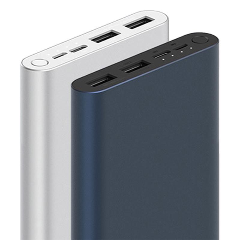 Xiaomi Mi Power Bank 3 10000 mAh 18W QC 3.0 / PD Silver | The best Xiaomi  Power Banks at the best Price