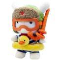 Peluche Xiaomi Diver Mitu Toy Doll