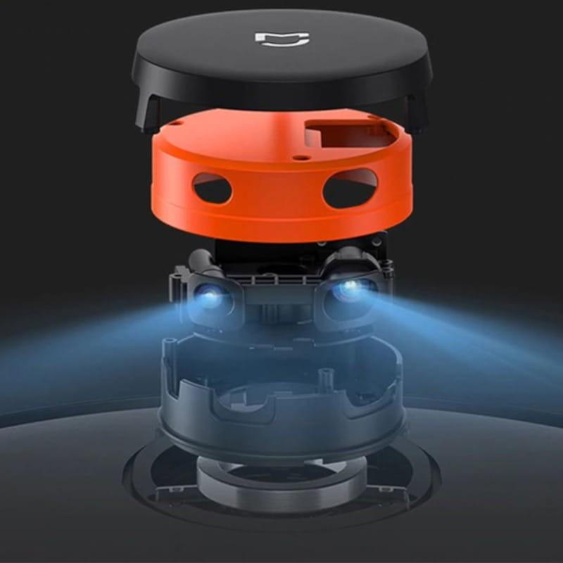Xiaomi Mi Robot Vacuum Mop P con laser
