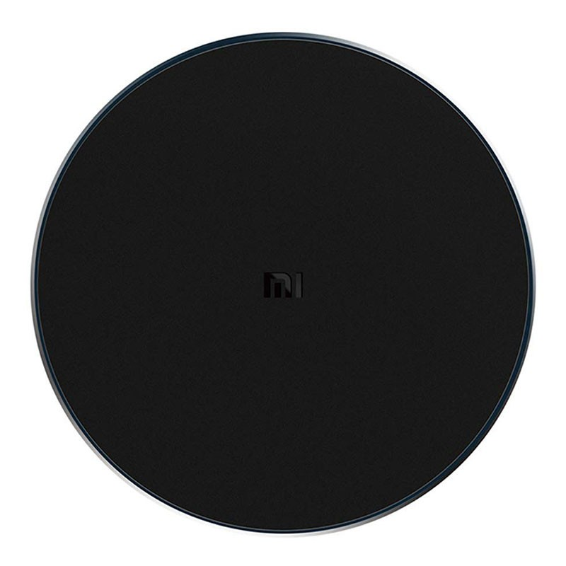Xiaomi Mi Wireless Charger QI - Wireless Charger - Quick Wireless Charging for Xiaomi Mi Mix 2S - Compatible with Devices with QI - Output 5V / 2A, 9V / 1A (maximum) - Quick Charge Qualcomm 2.0 - Light and Transportable Design - Silicone - White