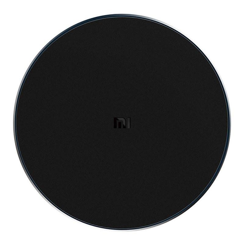 Xiaomi Mi Wireless Charger QI - Cargador Inalámbrico - Carga Inalámbrica Rápida paraXiaomi Mi Mix 2S - Compatible con Dispositivos con QI - Salida5V/2A, 9V/1A (máximo) -Carga RápidaQualcomm 2.0 - Diseño Ligero y Transportable - Silicona - Blanco