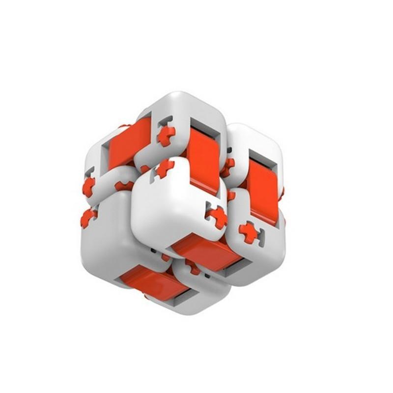 Edifício Xiaomi MITU Fidhet; Cubo anti-stress deformável, peças compatíveis com produtos de construção MITU