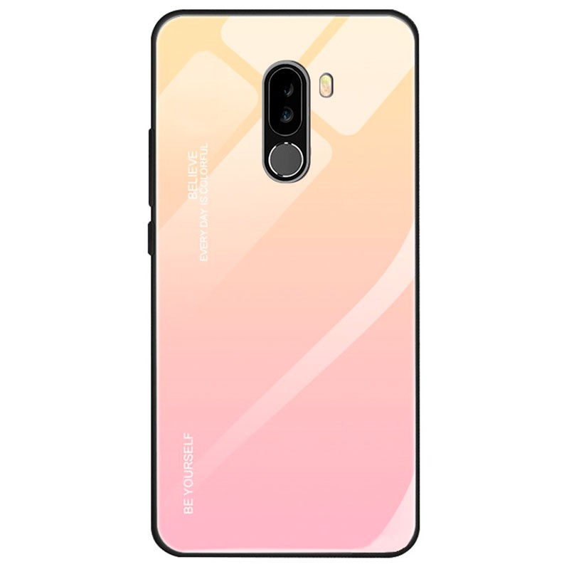 Funda Premium Protection Awake Yellow para Xiaomi Pocophone F1
