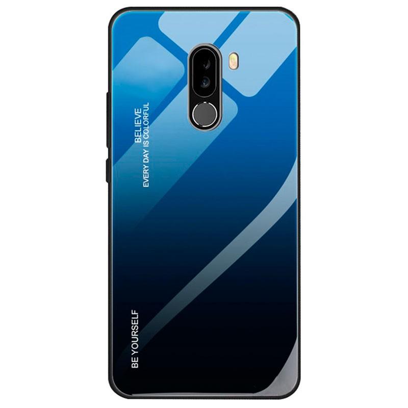 Funda Premium Protection Mistic Blue para Xiaomi Pocophone F1