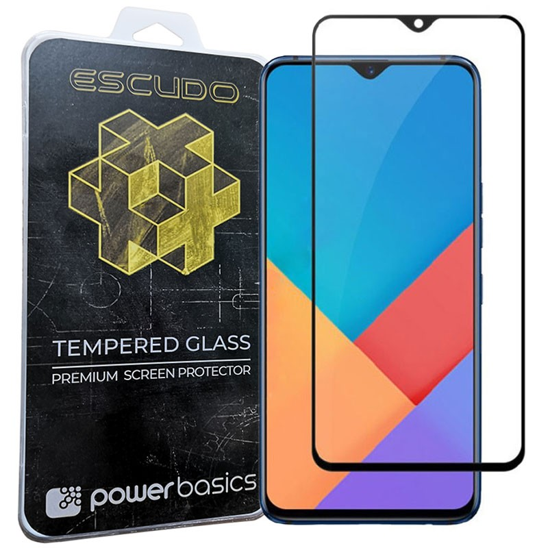 Xiaomi Premium Protection Tempered Full Curved Shield High Class Series