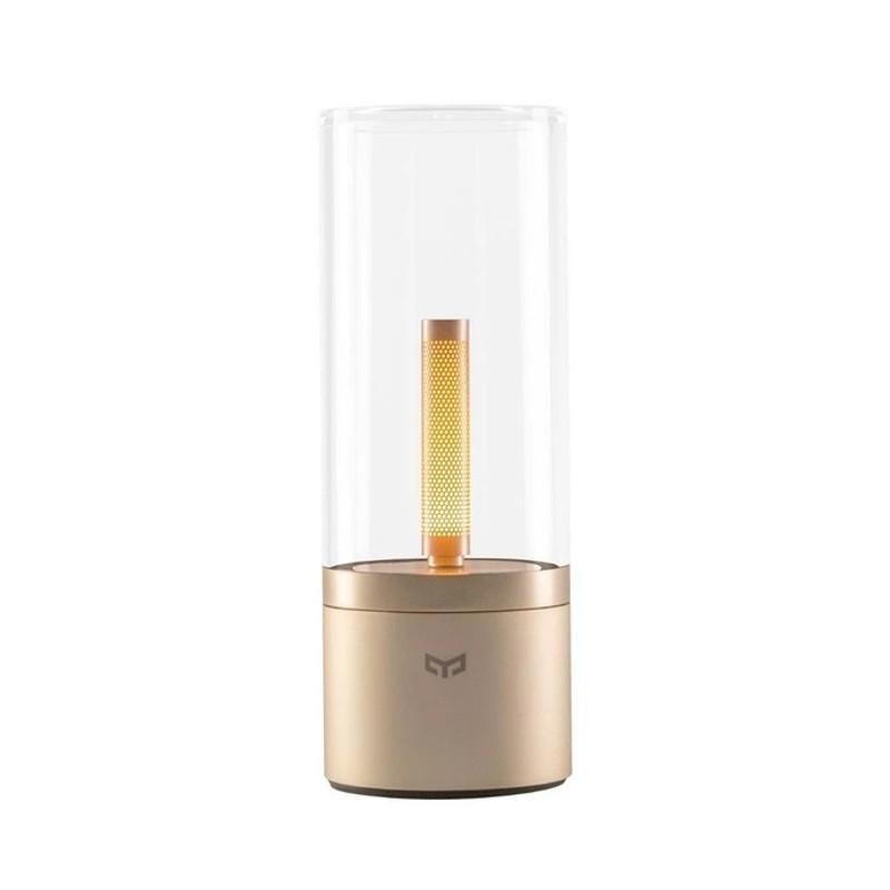 Xiaomi Yeelight Candela Ambience Lamp - Vela electrónica inteligente controlable desde la aplicación móvil